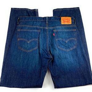 Levi's Men's 569 Loose Straight Jeans 34x34